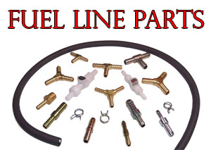 Fuel Lline Parts Section Button