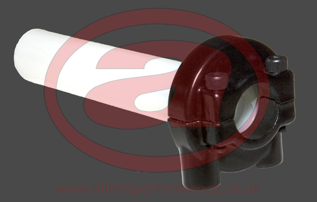 MP01-0058 Push/Pull radial exit Universal Throttle