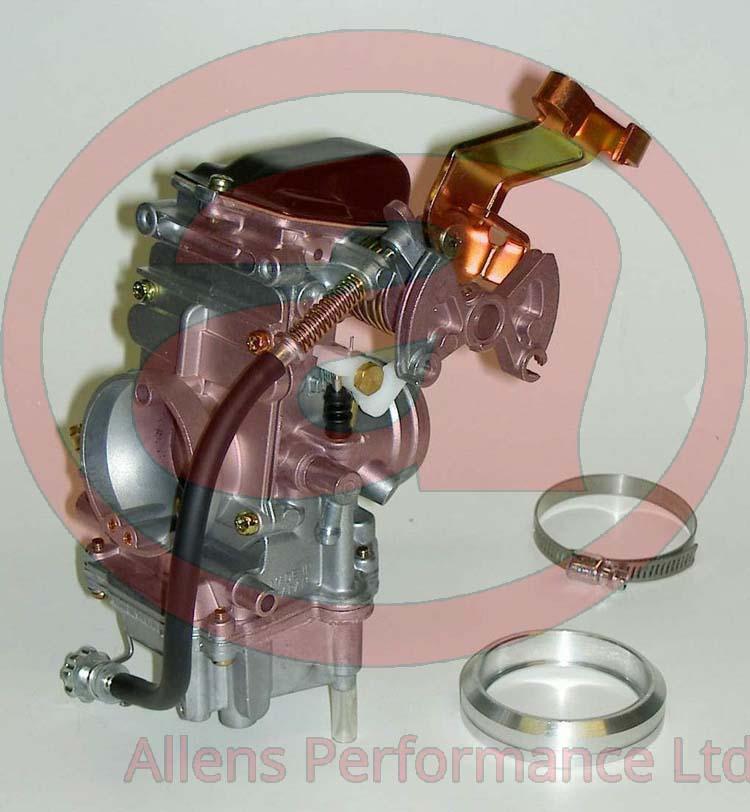 Basic TM33 Carburettor Carb for DR350