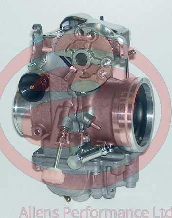 tm40-dr650 Carb Carburettor Kit Pic TM40-6
